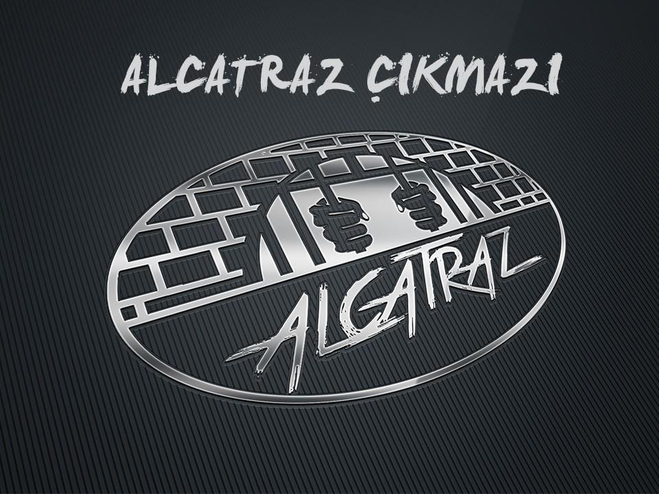 Alcatraz - Gerçek Odadan ve Evden Kaçış Oyunu