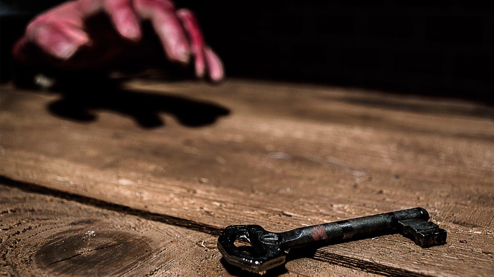 FAK - Kara Zindan - Gerçek Evden ve Odadan Kaçış Oyunu