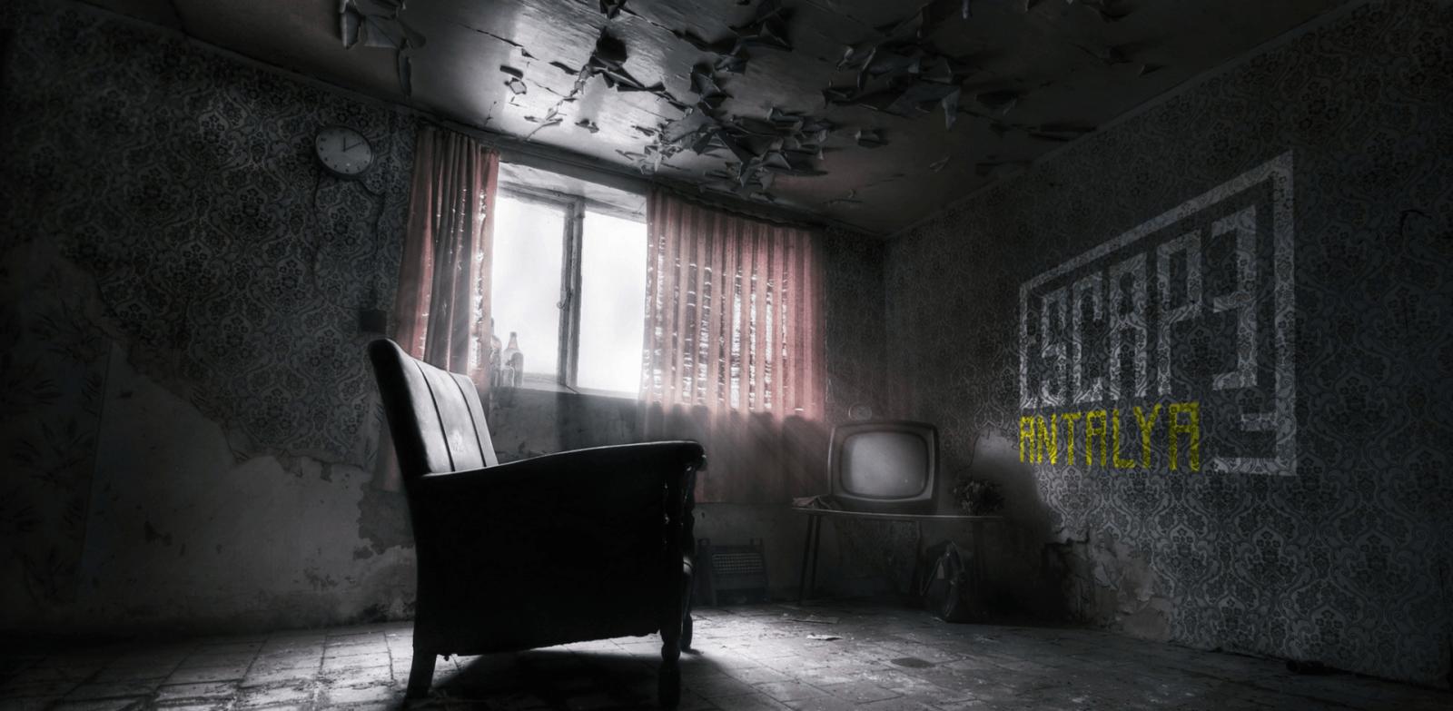 Escape Antalya - Gerçek Evden ve Odadan Kaçış Oyunu