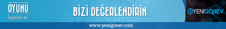 Yeni Görev - Banner 728x93 Black