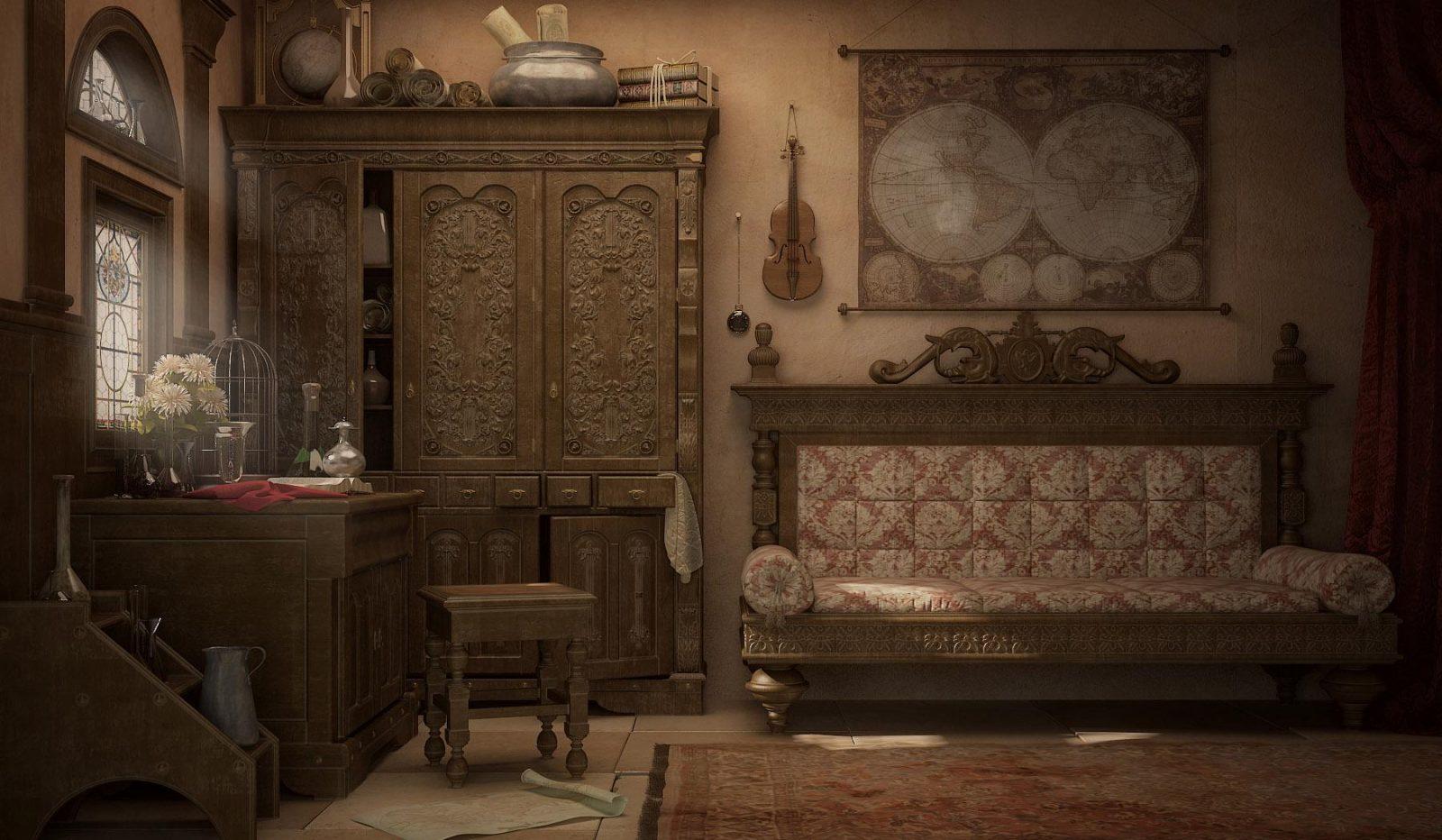 Room in Mind - Panzehir gerçek evden ve odadan kaçış oyunu