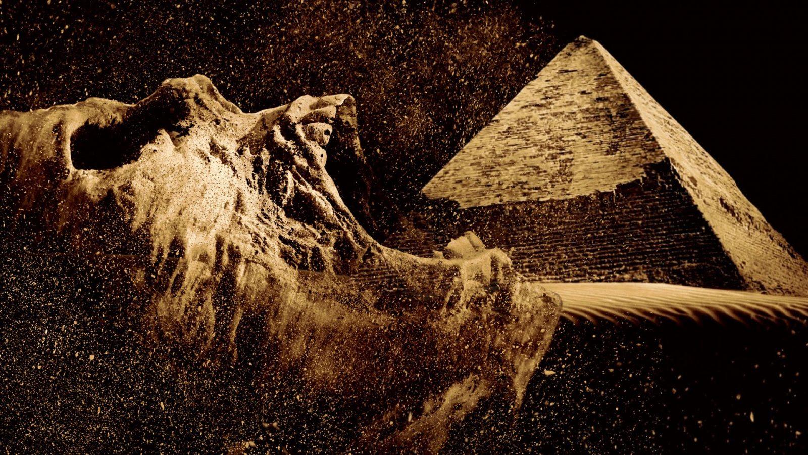Mumya Korku Evi - Imhotep Evden Kaçış Oyunu ve Korku Evi