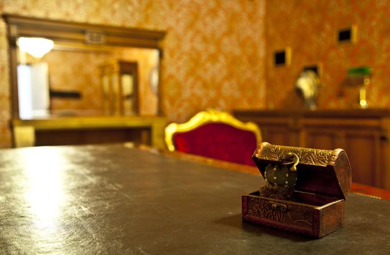 Da Vinci Escape - Kayıp Hazine Gerçek Evden ve Odadan Kaçış Oyunu