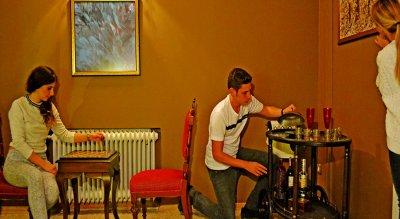 Locked İn The Otel Antalya Evden Kaçış Oyunu