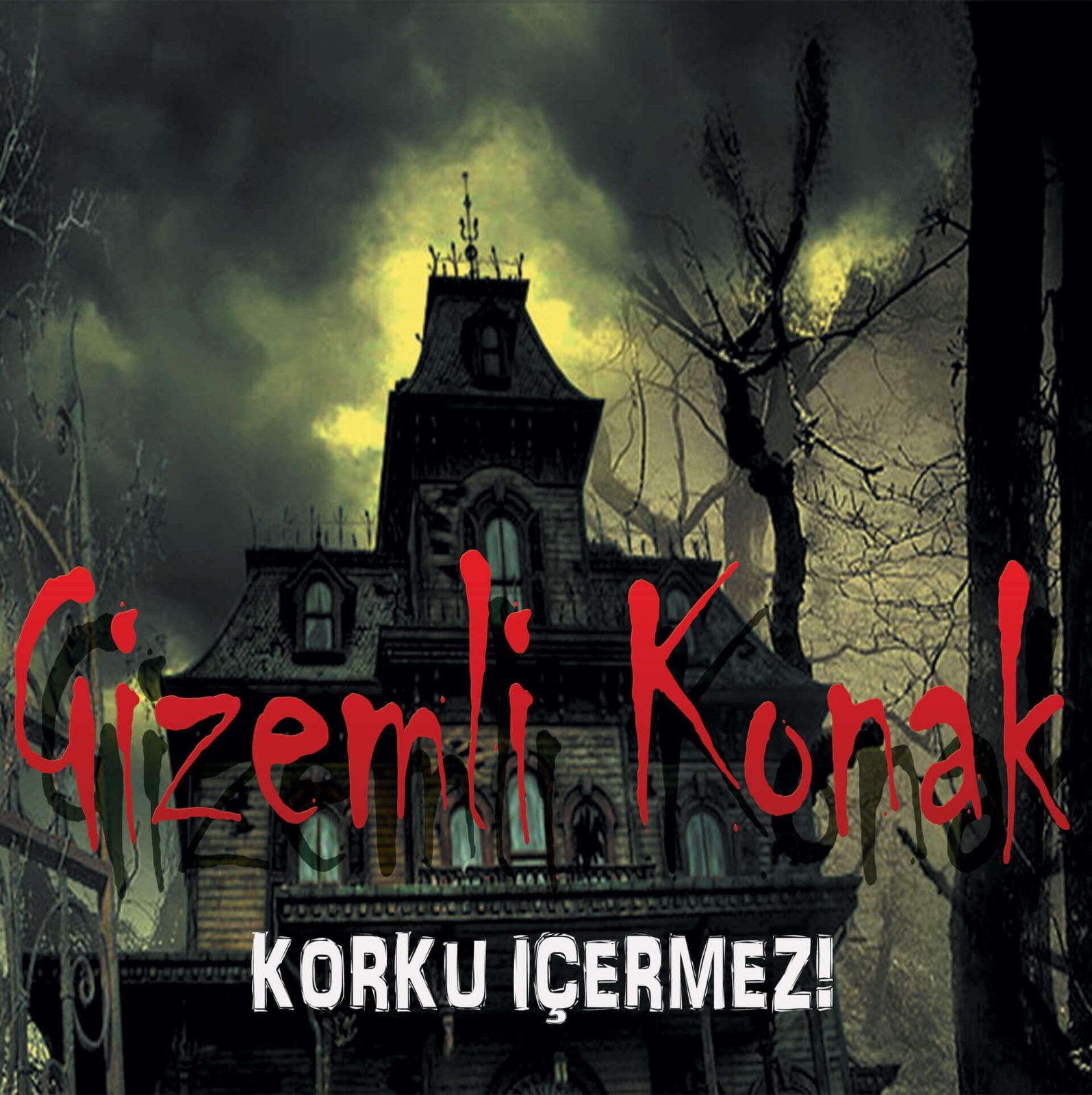 Gizemli Konak - İstanbul -Gerçek Evden ve Odadan Kaçış Oyunu