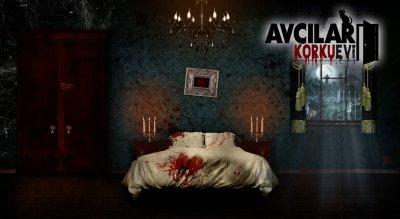 Avcılar Korku Evi Death Note 2 - İstanbul - Korku Evi ve Evden Kaçış Oyunu
