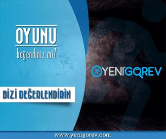 Yeni Görev - Banner 336x280 Black