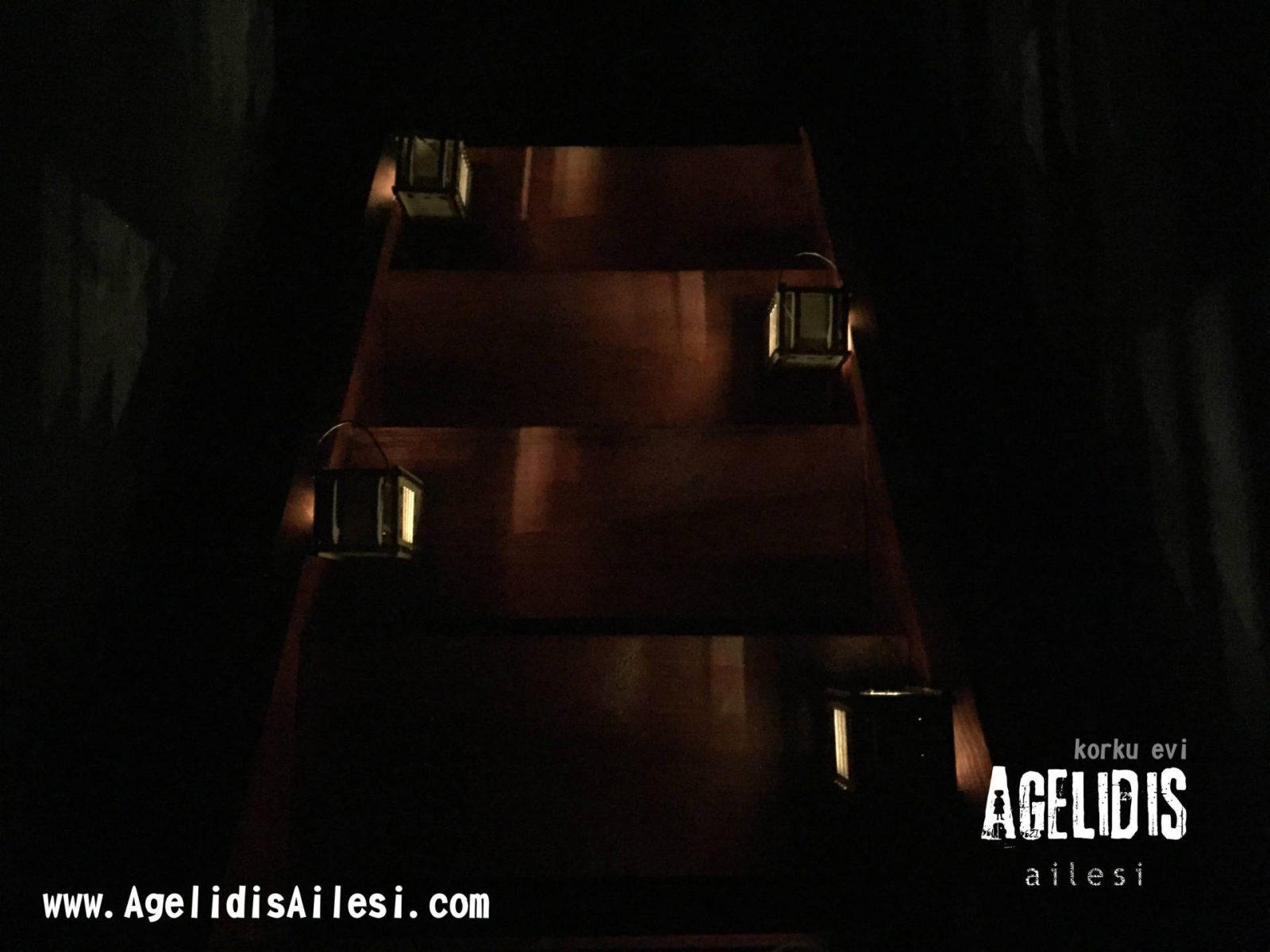 Agelidis Ailesi Korku Evi Kaçış Oyunu