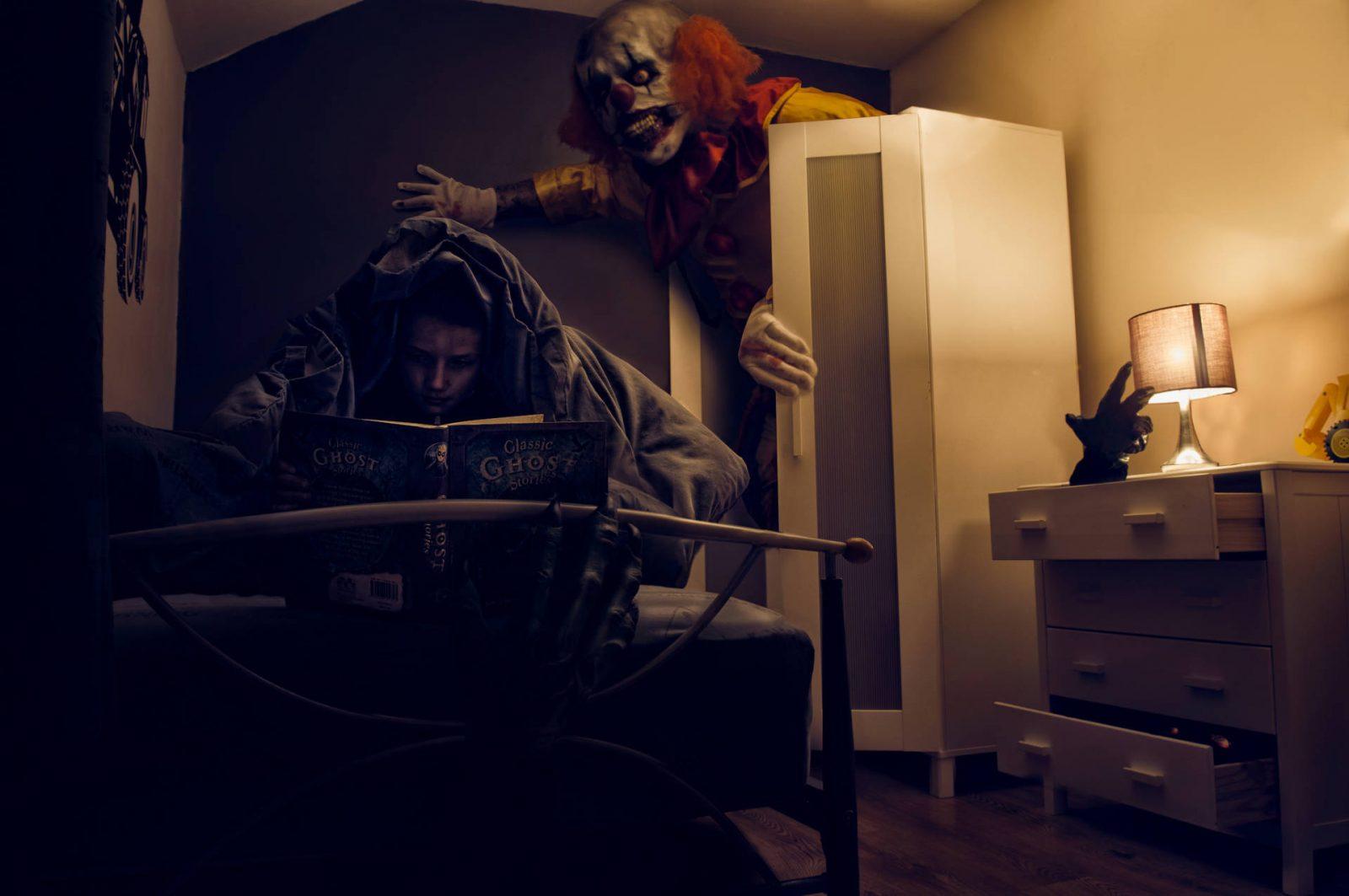 Alsancak Korku Evi - Sendroom Korku Evi ve Gerçek Evden Kaçış Oyunu
