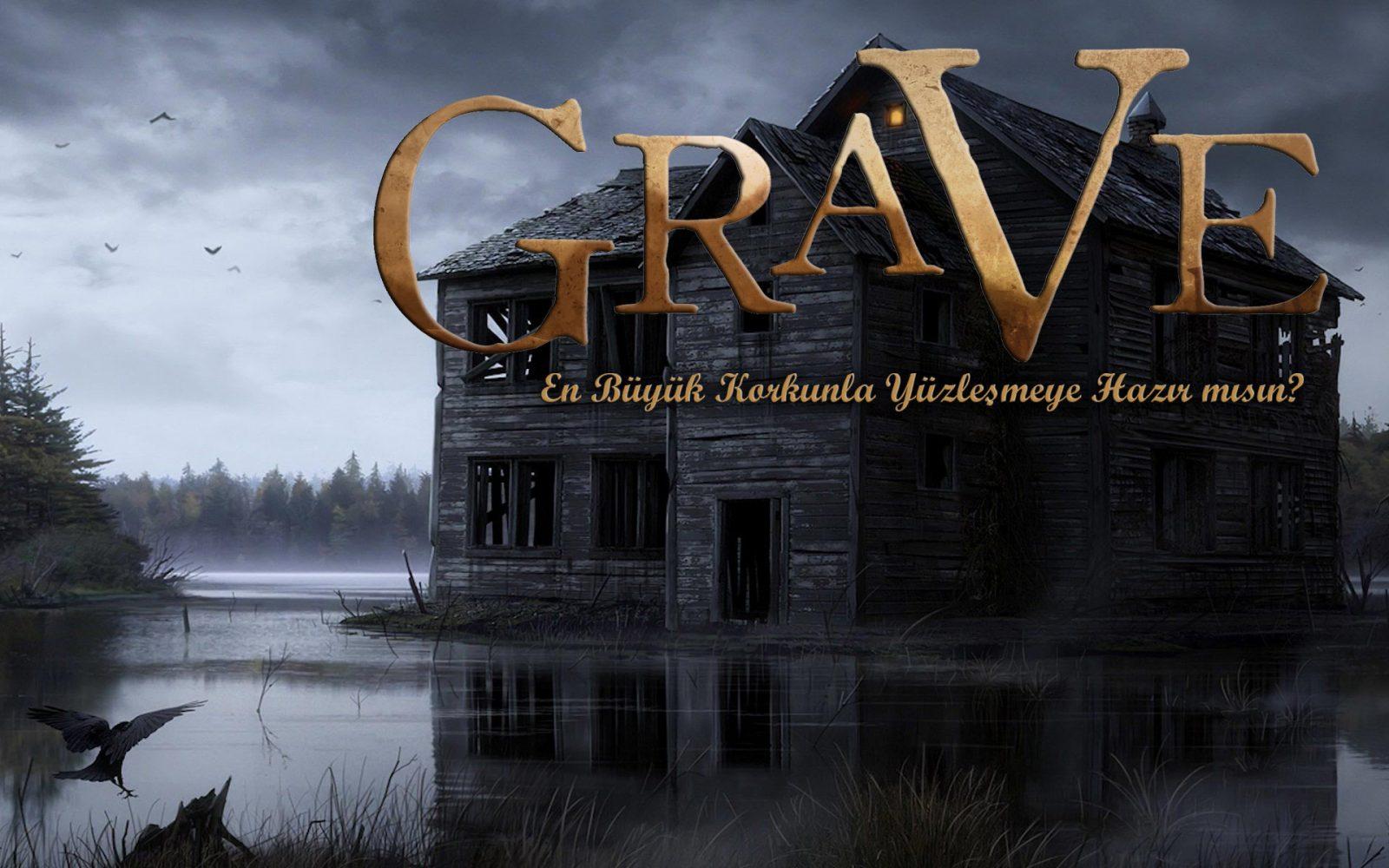 Grave Korku Evi ve Gerçek Evden Kaçış Oyunu
