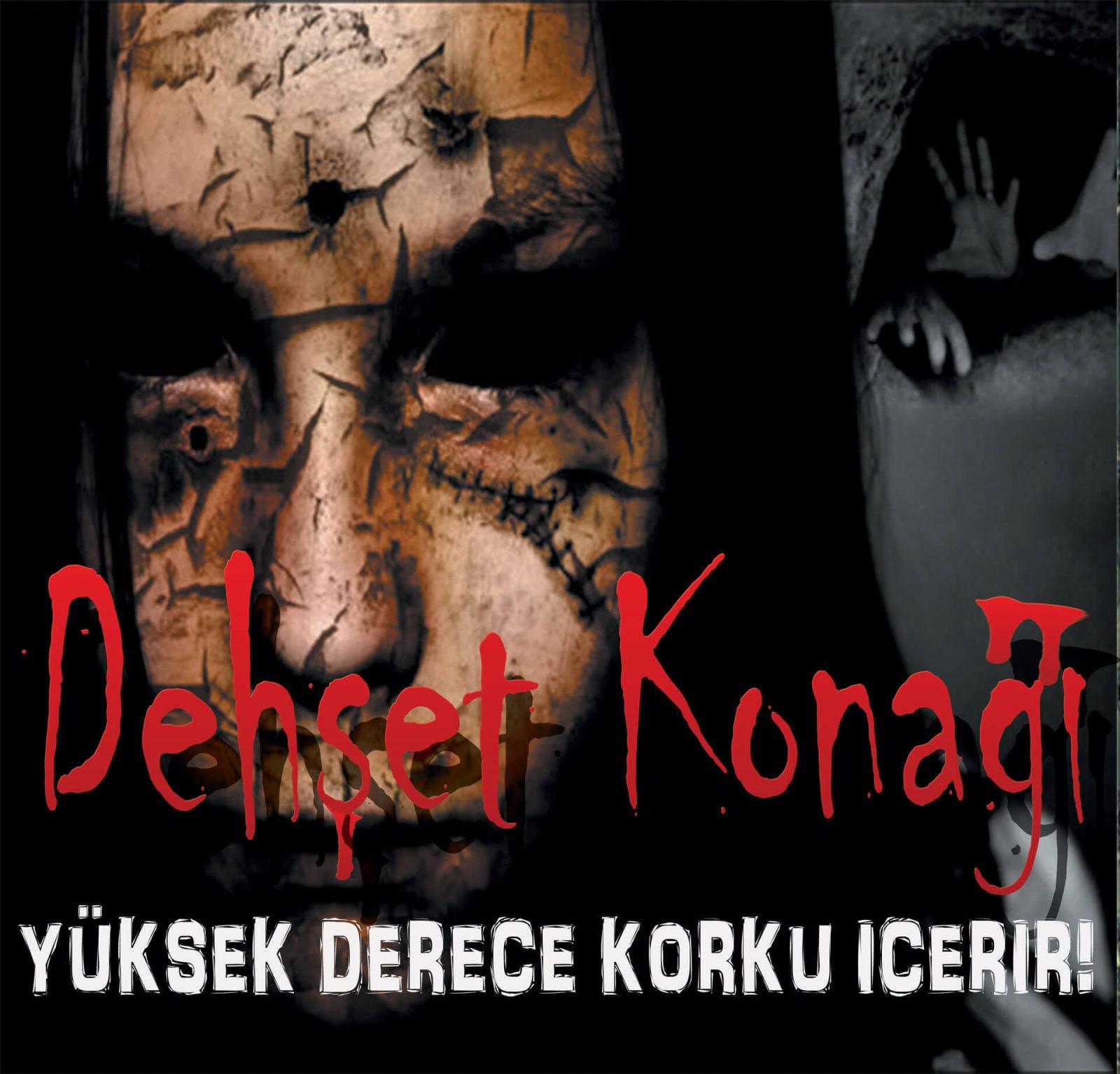 Dehşet Konağı - İstanbul - Korku Evi ve Gerçek Evden Kaçış Oyunu