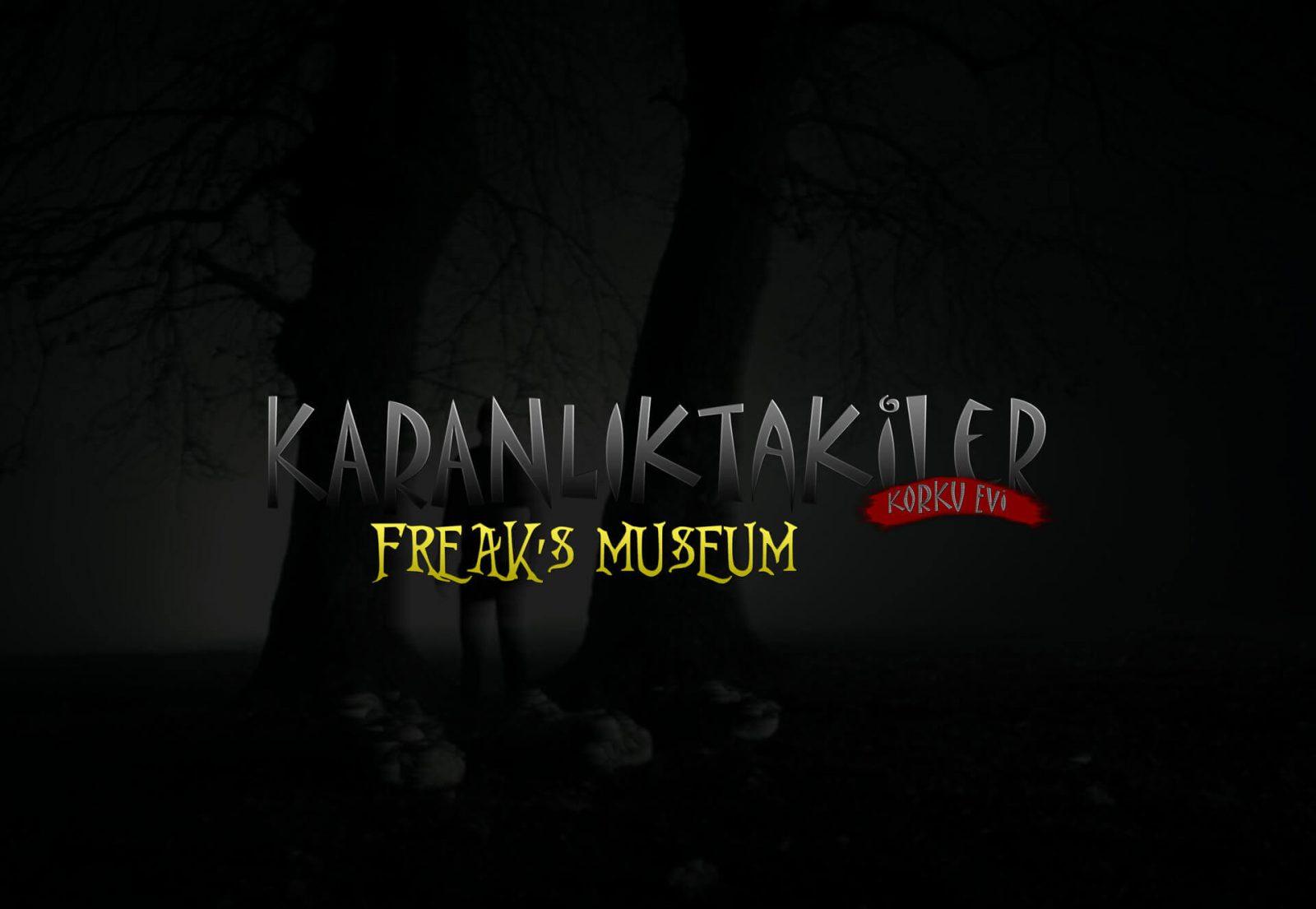 Karanlıktakiler - İstanbul - Ucubeler Müzesi Korku Evi ve Gerçek Evden Kaçış Oyunu