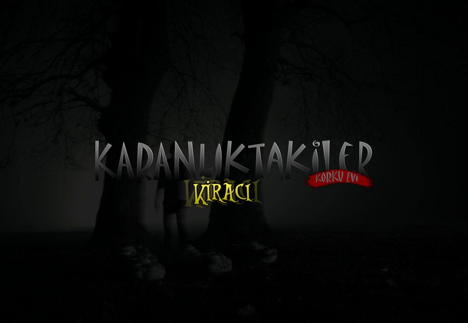 Karanlıktakiler - İstanbul - Kiracı Korku Evi ve Gerçek Evden Kaçış Oyunu