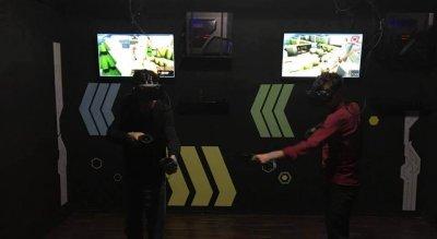 VR Station Ankara Sanal Gerçeklik Merkezi